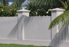 Allynbrook Barrier wall fencing 1