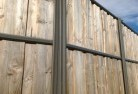 Allynbrook Lap and cap timber fencing 2