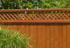 Allynbrook Timber fencing 14